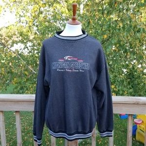 🔥CLOSING MONDAY🔥Michigan Speedway Sweatshirt